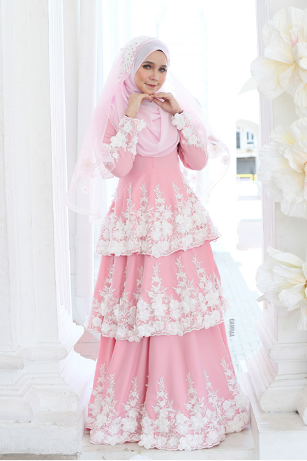 Ella Dress - Soft Pink