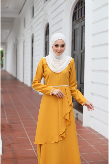 Durra Dress - Marigold
