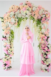 Aisyah Blossom - Baby Pink