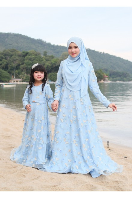 THUMBELINA KIDS POWDER BLUE