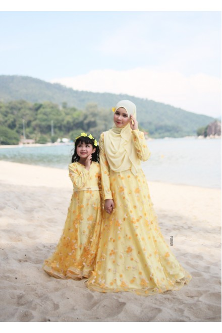 THUMBELINA KIDS YELLOW