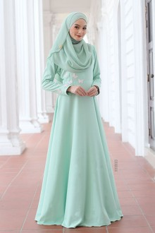 DRESS TWINKLE BUTTERFLY MINT