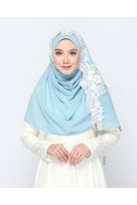 Xaviera Shawl Dusty Mint