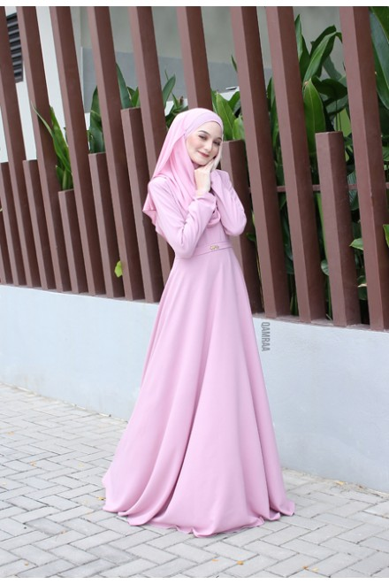Wafa Basic Dusty Pink