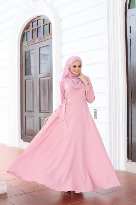 Warda Basic Dusty Pink