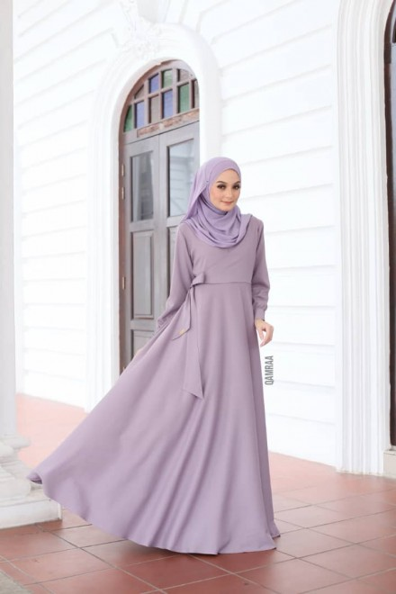 Warda Basic Mauve