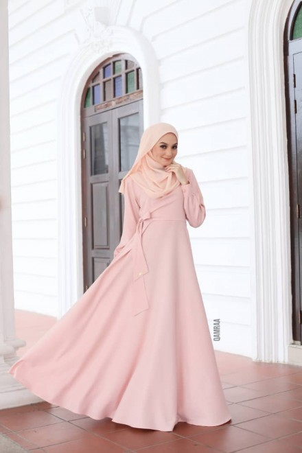 Warda Basic Peach Puff